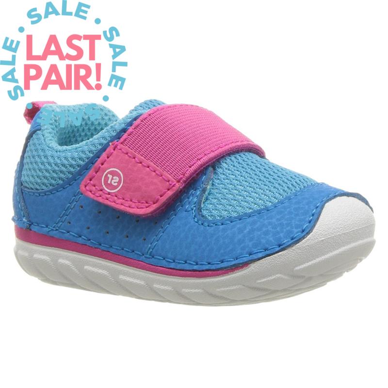 Stride Rite Stride Rite SM Ripley Turquoise (Toddler 4W)