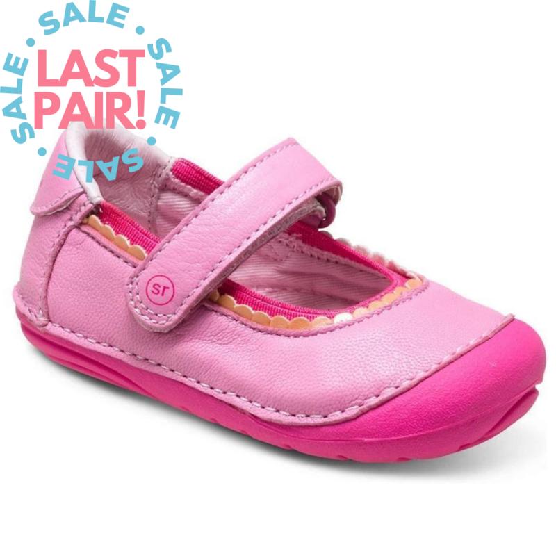 Stride Rite Stride Rite SM Savanah Pink (Toddler 3.5 + 5)