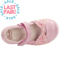 Clarks Softly Nia Fst Pink