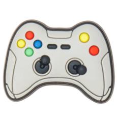 Crocs Crocs Jibbitz Grey Game Controller