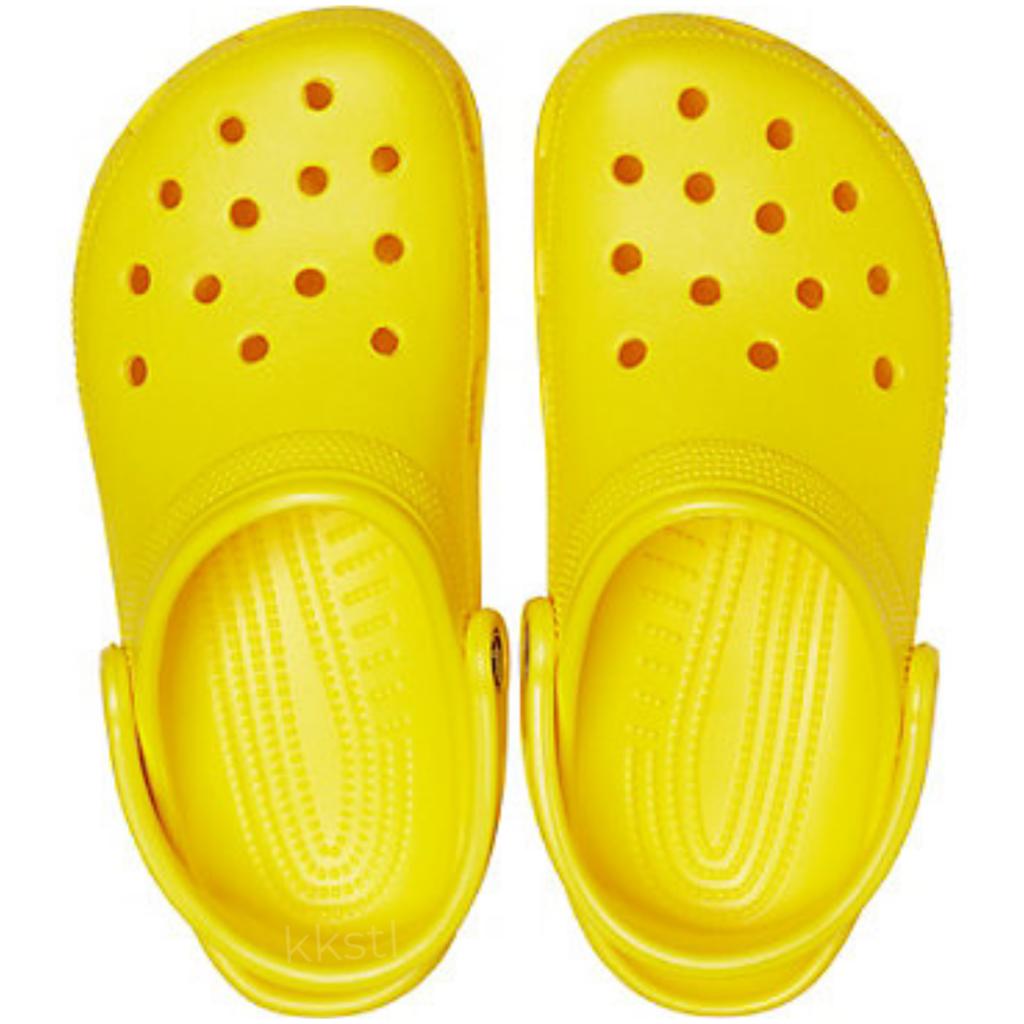 Crocs Crocs Adult Classic Lemon