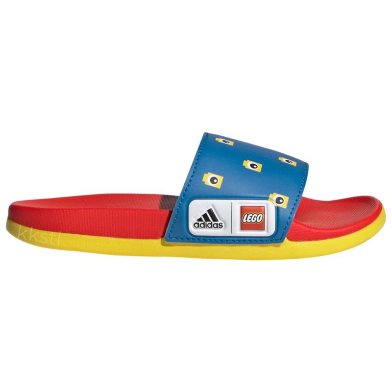 Adidas Adidas Adilette Comfort K X LEGO