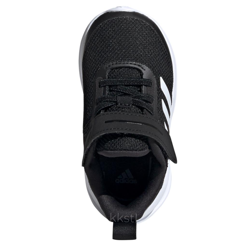 Adidas Adidas FortaRun El I CBLACK/FTWWHT/CBLACK