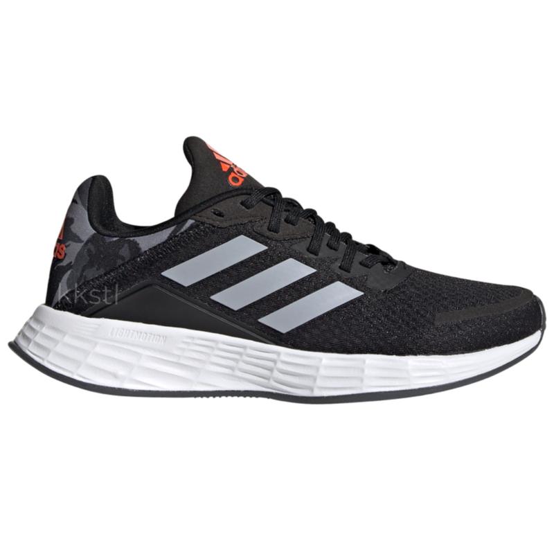 Adidas Adidas Duramo SL K CBLACK Youth 6.5 + 7