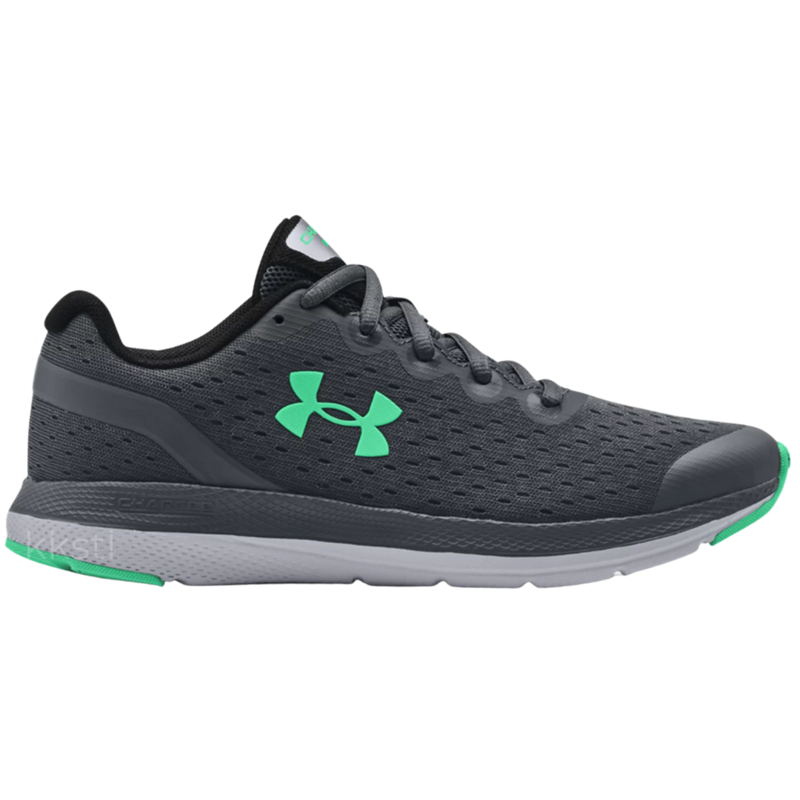 Under Armour Under Armour GS Charged Impulse Pitch Gray/Mod Gray