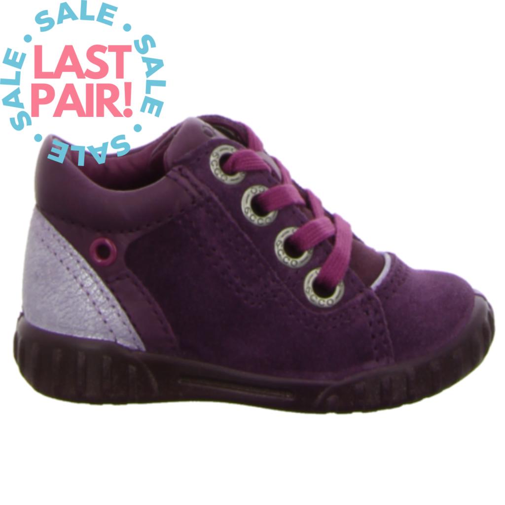 Ecco Ecco  Mimic Burgundy/Light Purple
