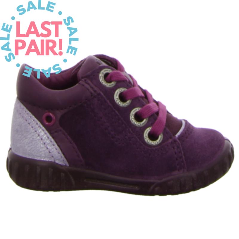 Ecco Ecco  Mimic Burgundy/Light Purple (Toddler 7)