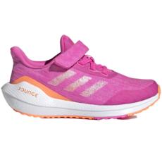 Adidas Adidas EQ21 Run EL K SCRPNK/SCRORA/FTWWHT