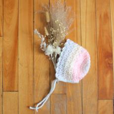 Juno Crochet Juno Crochet Hattie Bonnet Pastels