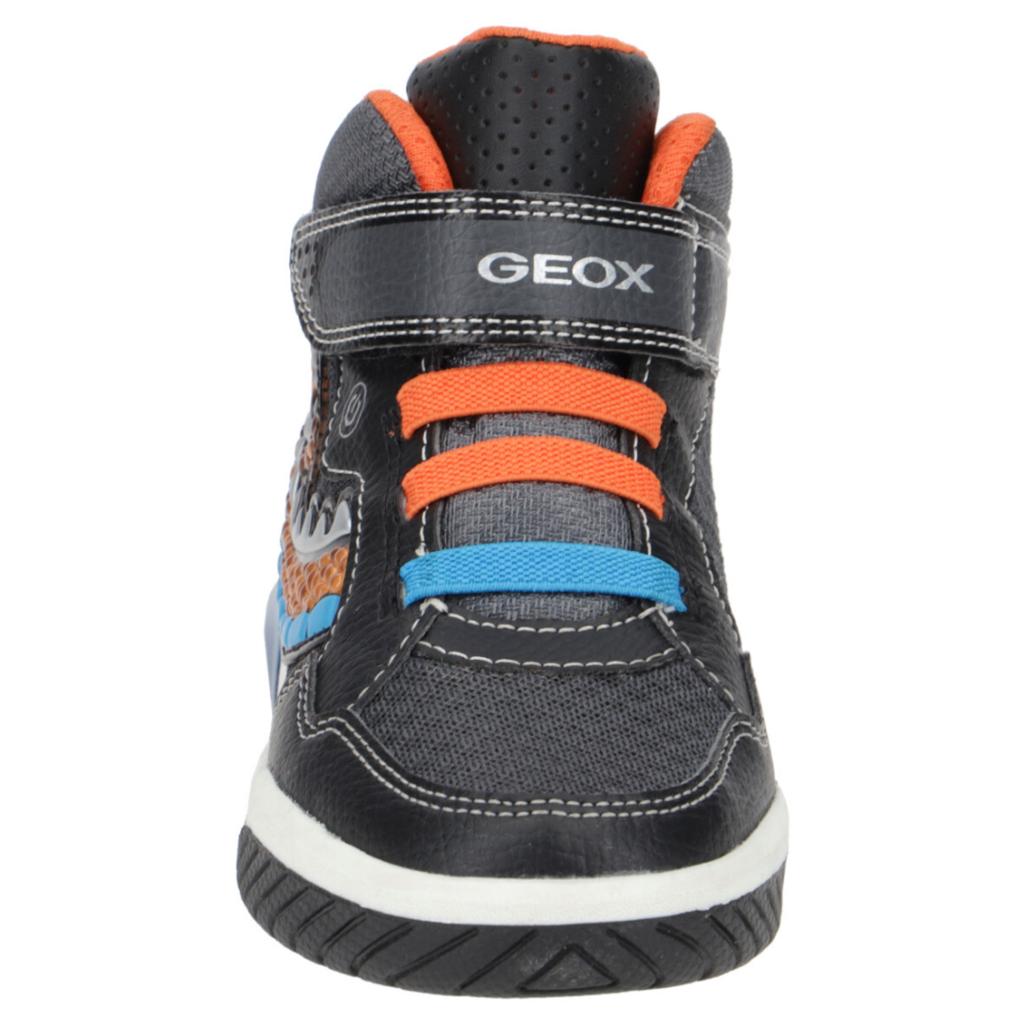 Geox Geox J Inek Boy Black/Orange