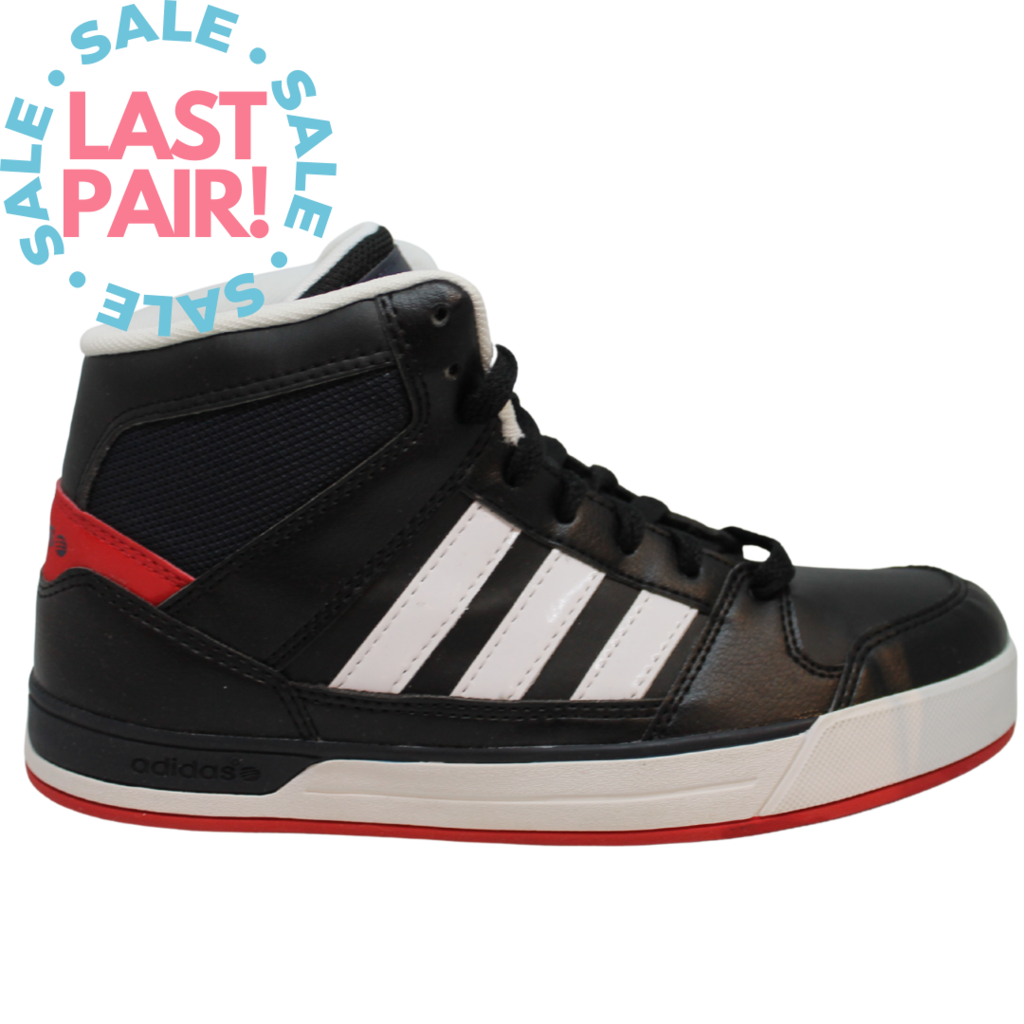 Adidas Adidas BBNeo Avenger K Black1/RunWht (Youth 5)