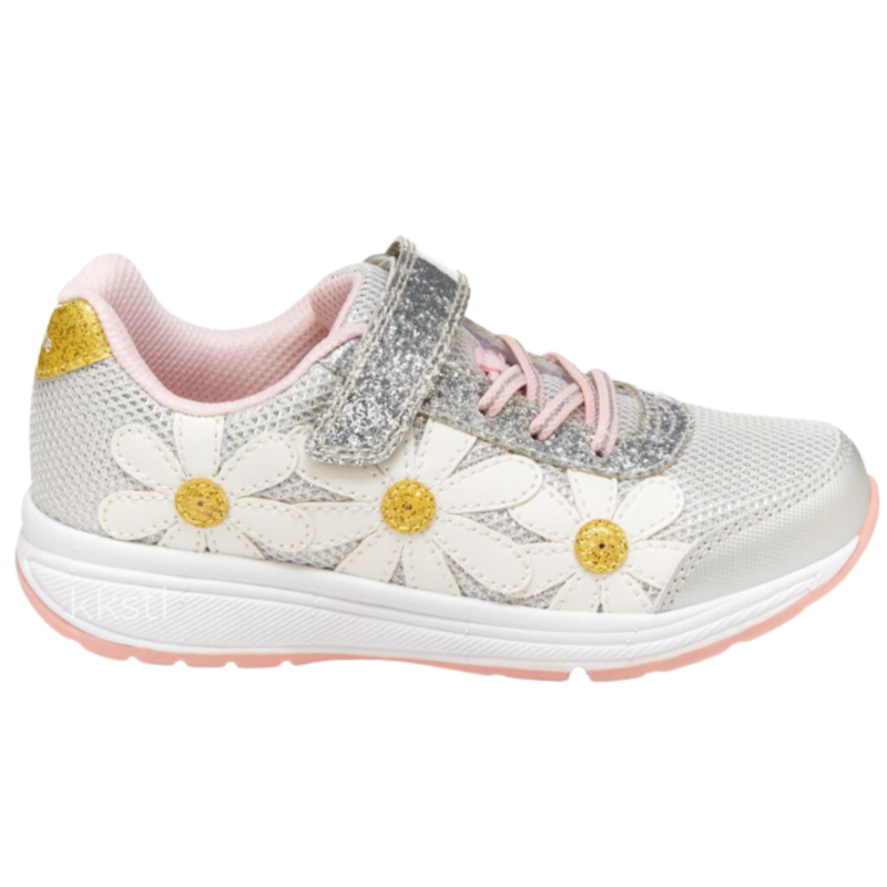Stride Rite Stride Rite Lighted Glimmer Silver