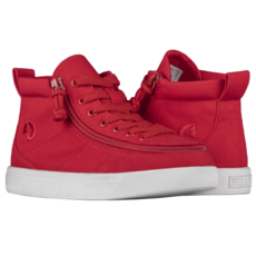 Billy Footwear Billy Classic WDR High Top Red