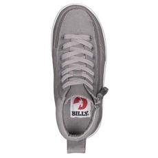 Billy Footwear Billy Classic WDR High Top Grey Youth 7 + 8