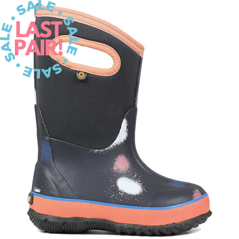 Bogs Bogs Classic Funprint (Youth 2 + 5)