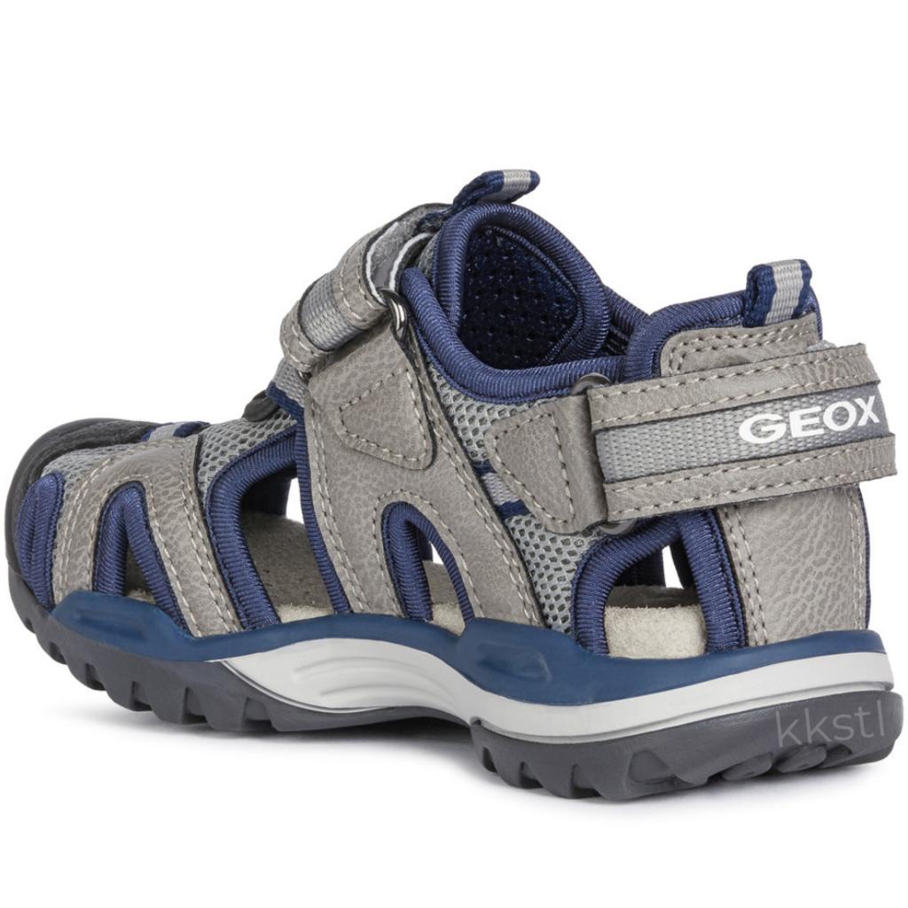 Geox Geox J Borealis Grey/Navy