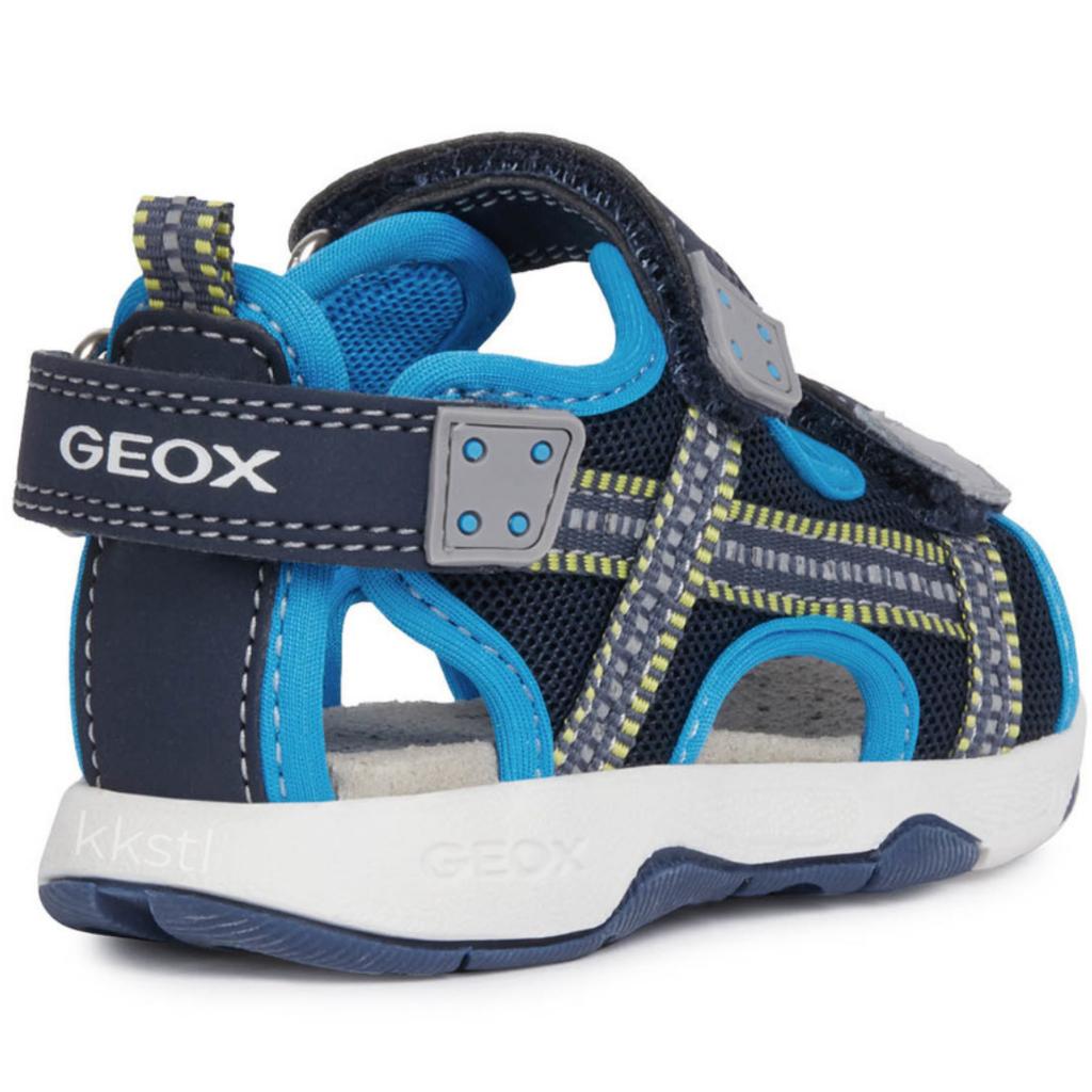 Geox Geox B Sandal Multy (O/T) Navy/Azure