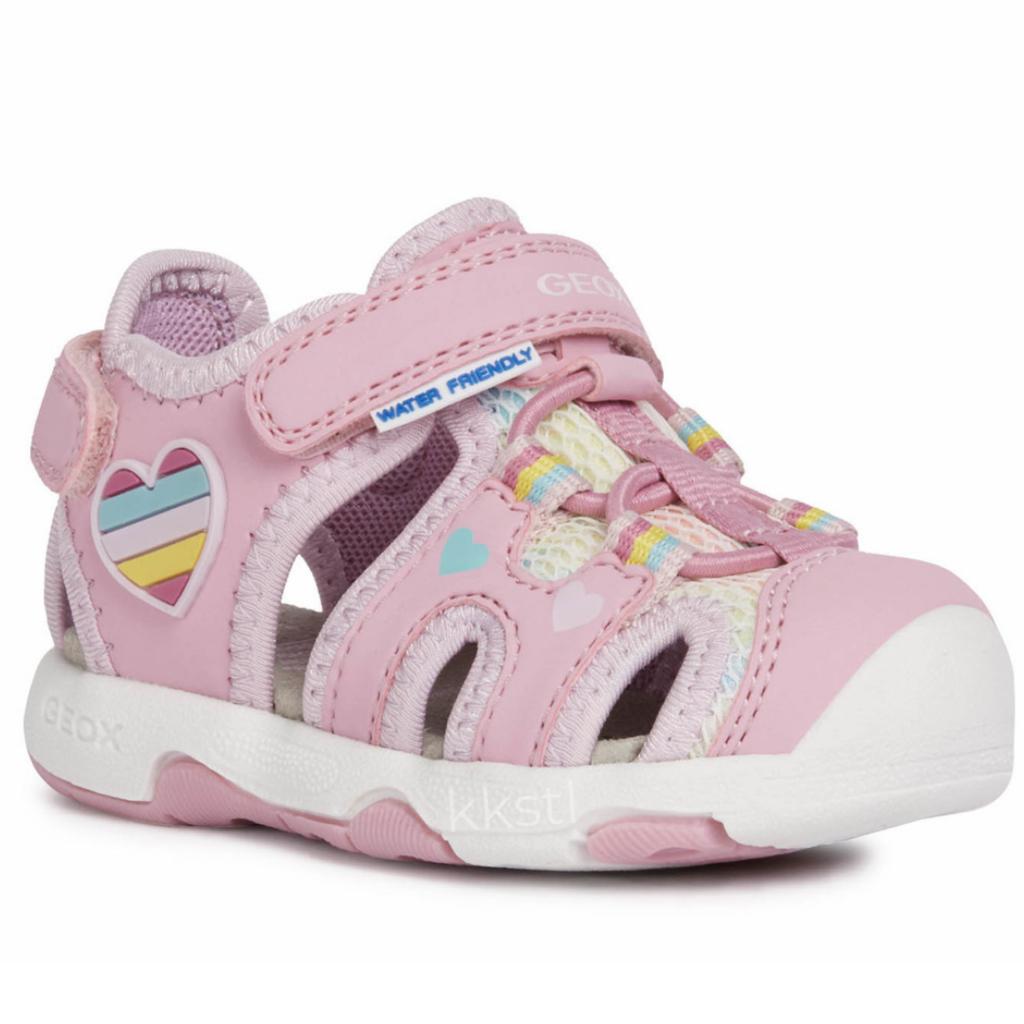 Geox Geox B Sandal Multy Pink/Multicolour