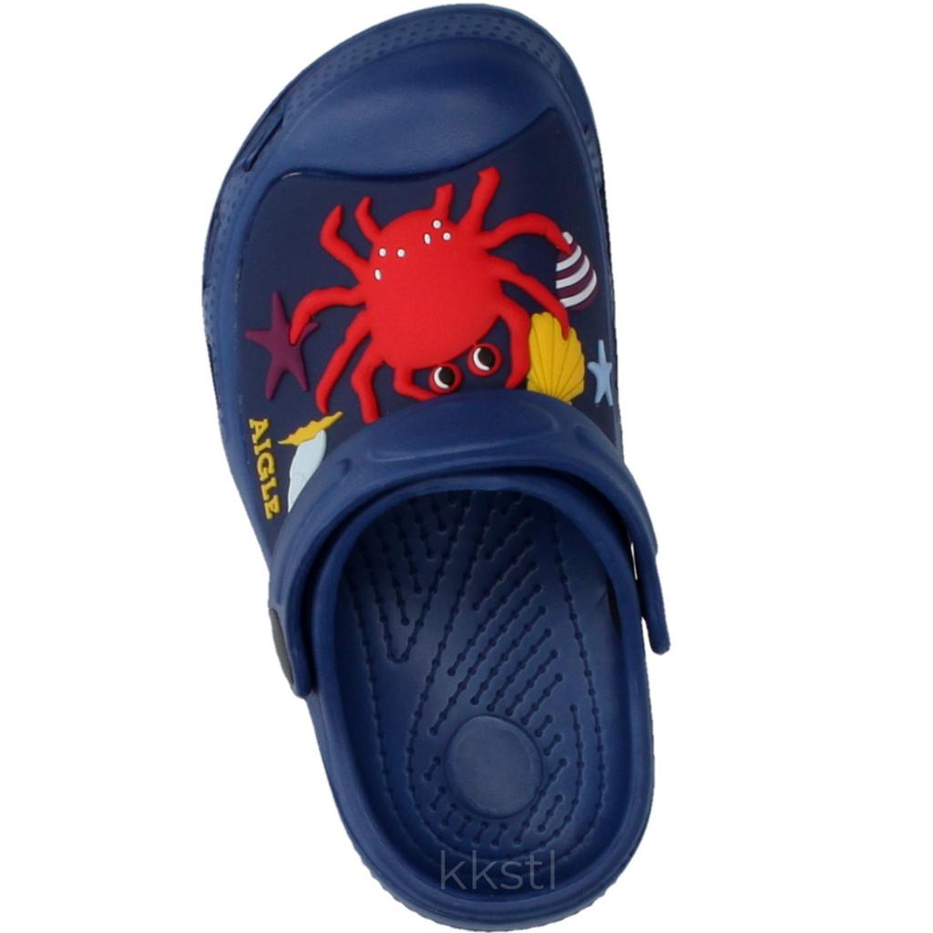Aigle Taden Crab Navy