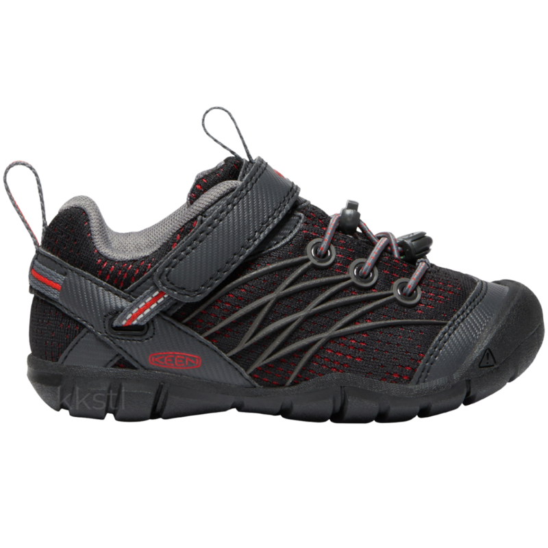 Keen Keen Chandler CNX-C Raven/Fiery Red