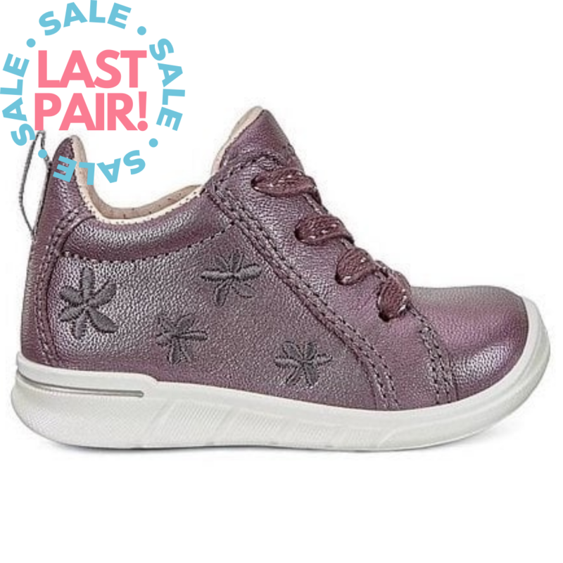Ecco Ecco First Lace (Toddler 8.5)