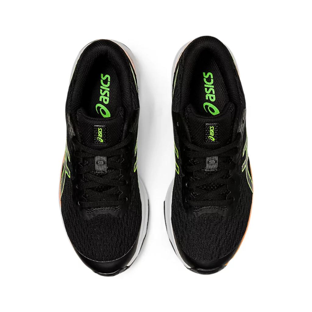 Asics Asics GT-1000 9 GS Black/Green Gecko