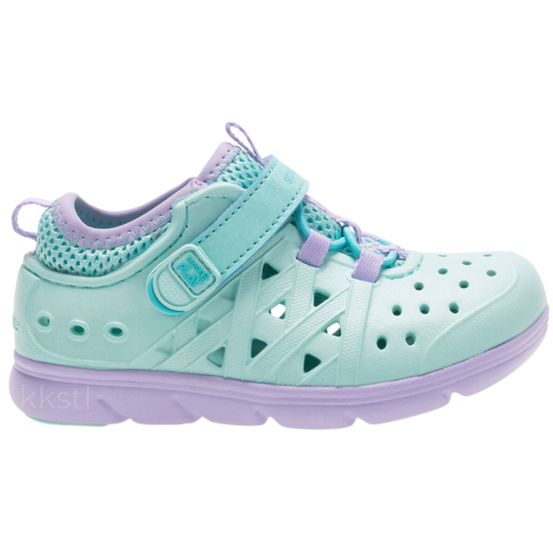 Stride Rite Stride Rite M2P Phibian Turquoise