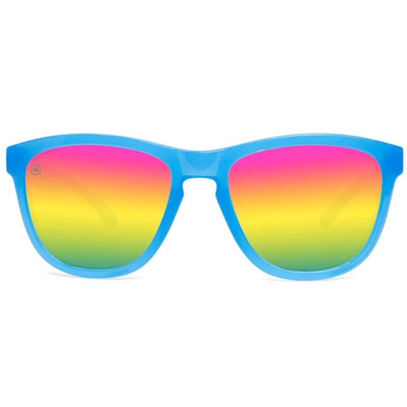 Knockaround Knockaround Kids Premium Sunglasses Rainbow Blues