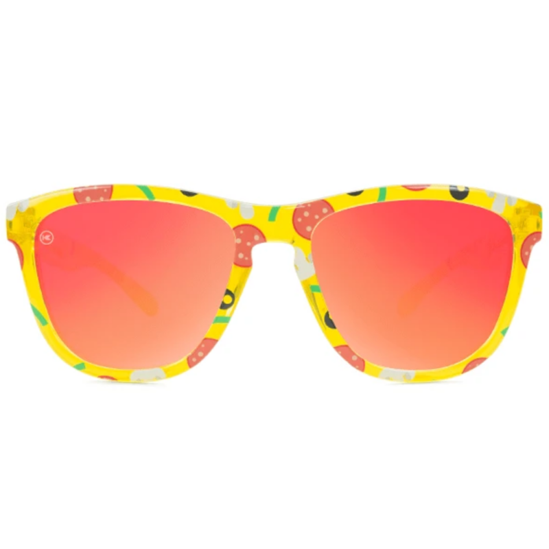 Knockaround Knockaround Kids Premium Sunglasses Pizza