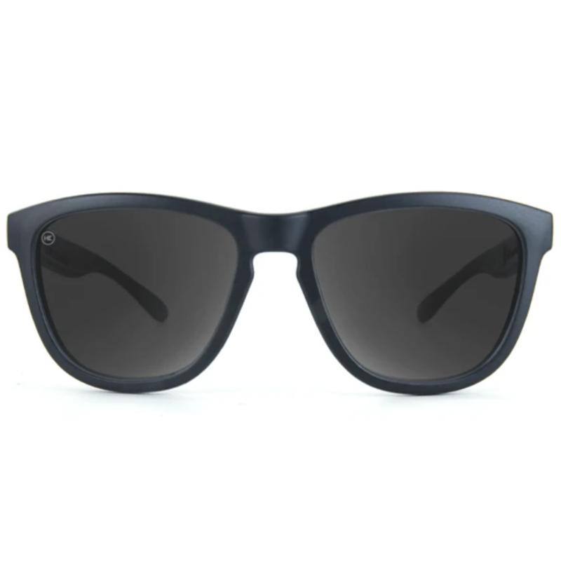 Knockaround Knockaround Kids Premium Sunglasses Black/Smoke