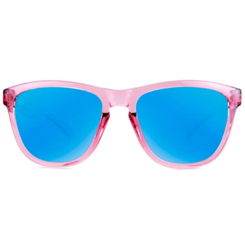 Knockaround Knockaround Kids Premium Sunglasses Glossy Pink/Aqua