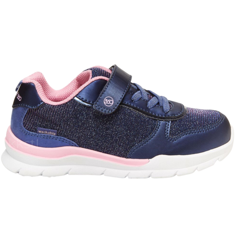 Stride Rite Stride Rite Evelyn Navy