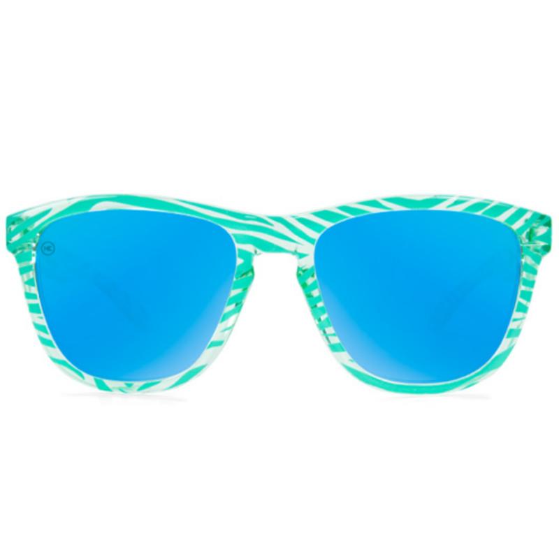 Knockaround Knockaround Kids Premium Sunglasses Mint Zebra