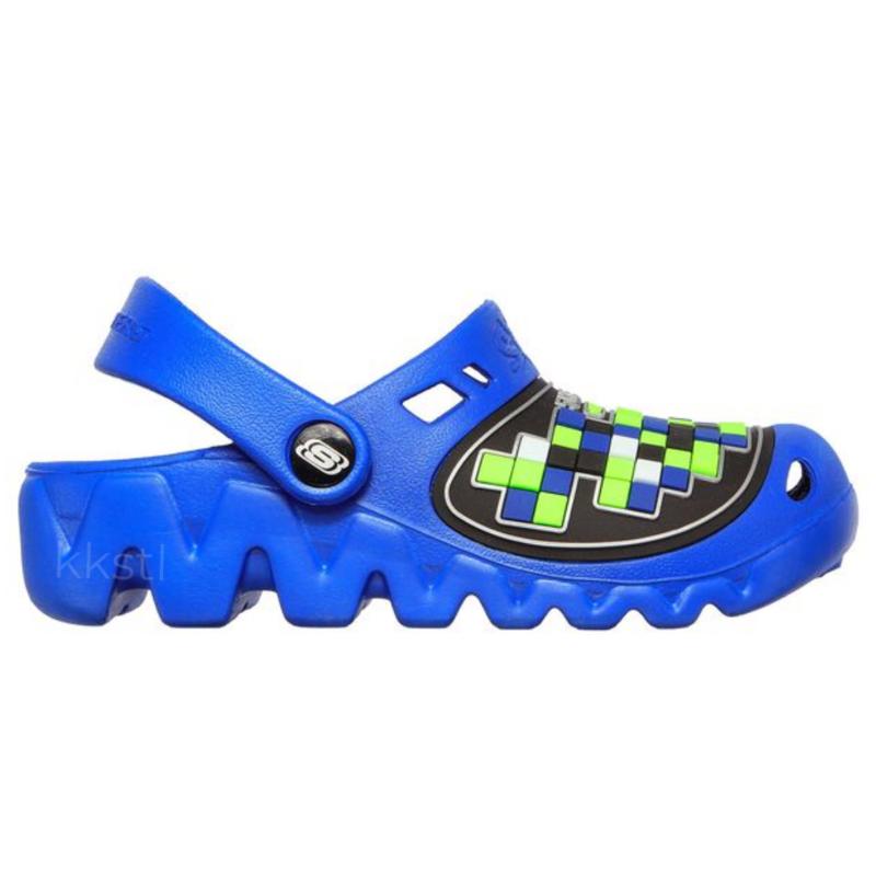 Skechers Skechers Cali Gear Zaggle Blue/Lime