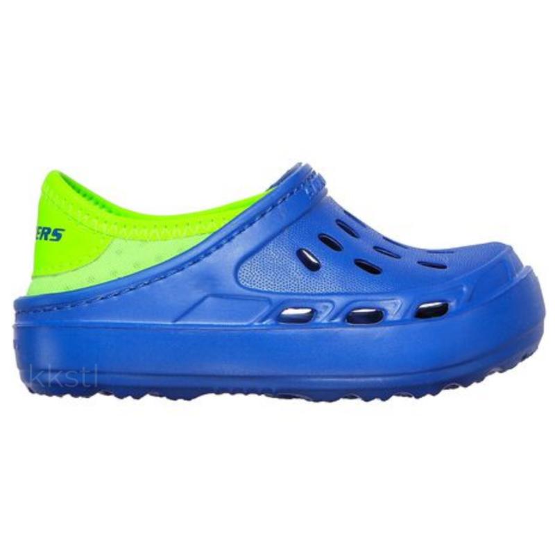 Skechers Skechers Cali Gear Swifters Blue/Lime