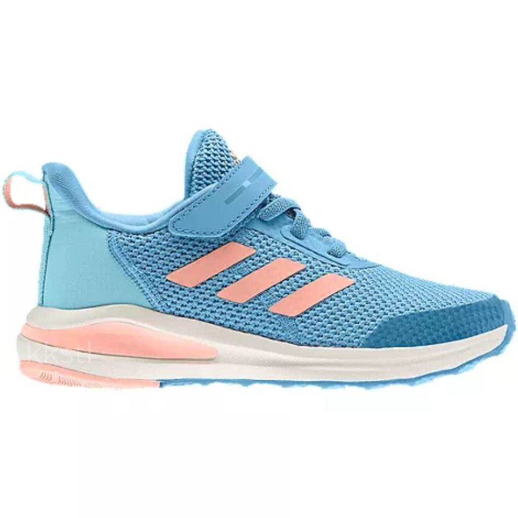 Adidas Adidas FortaRun EL K HAZBLU/GLOPNK/HAZSKY