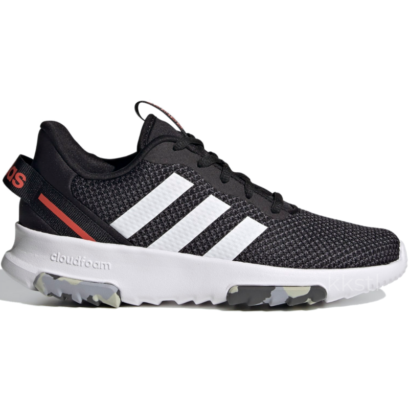Adidas Adidas Racer TR 2.0 K CBLACK/FTWWHT Youth 6.5 + 7