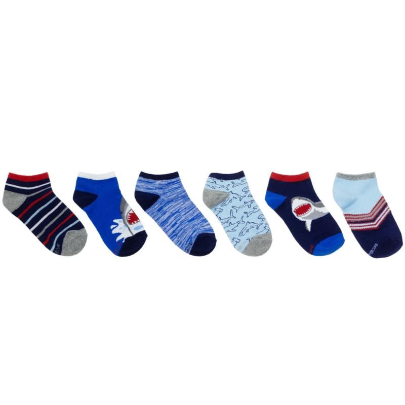 Robeez Robeez Socks Sharks (6PK)