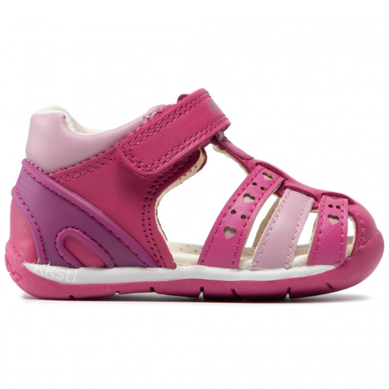Geox Geox B Each Sandal Fuchsia/Pink