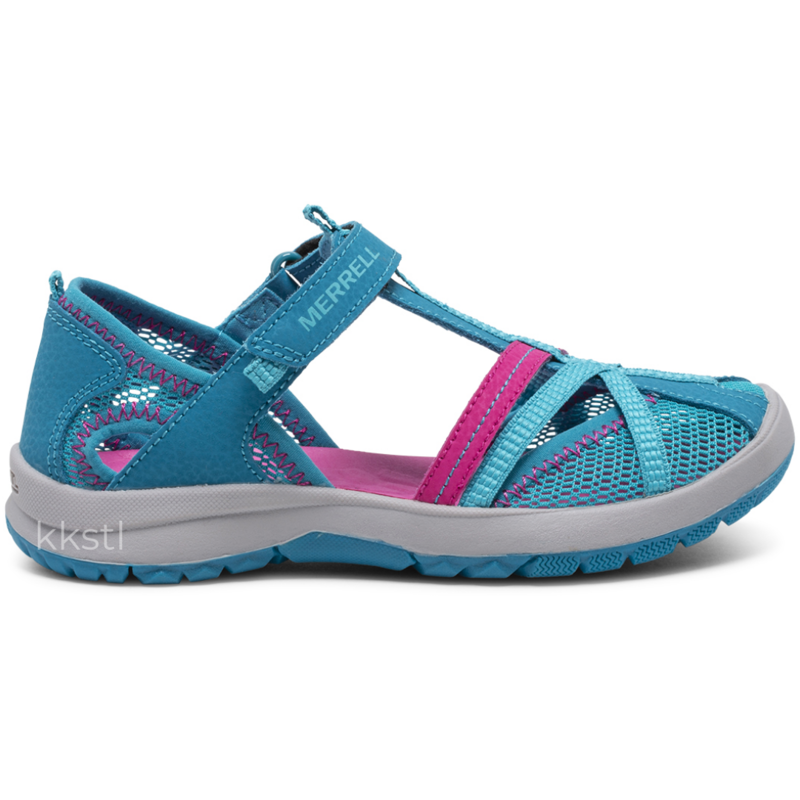 Merrell Merrell Dragonfly Turquoise Youth 7