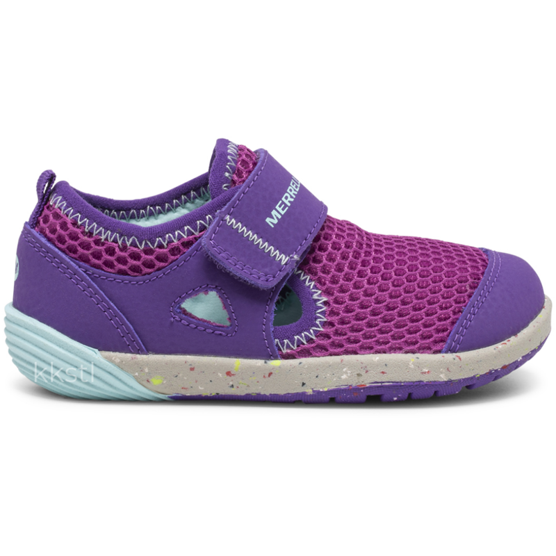 Merrell Merrell Bare Steps H2O Purple/Turquoise