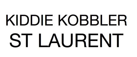 Kiddie Kobbler St Laurent