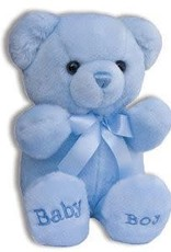 KELLI'S BLUE BABY BEAR PLUSH COMFY BEAR