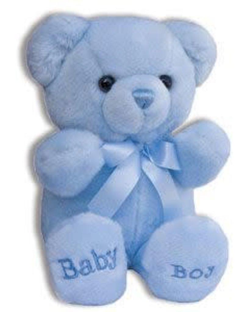 KELLI'S BLUE BABY BEAR PLUSH COMFY BEAR
