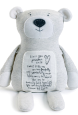 DEM 'BLESS YOU PRECIOUS CHILD' POETIC BEAR