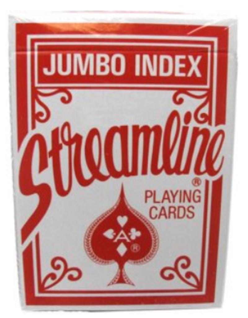 KELLI'S JUMBO FACE PLAYING CARDS