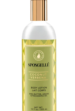SPNGLL 12oz COCONUT VERBENA BODY LOTION