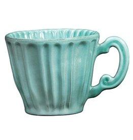 Vietri Incanto Stripe Mug - Aqua