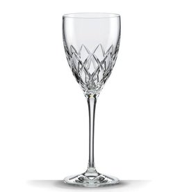 kate spade for Lenox Downing Cuts Avenue Crystal Wine Glass