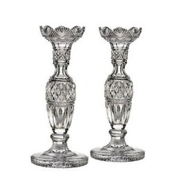 Waterford Museum Candlestick Pair